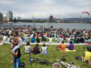 12th Street Lake Merritt Boulevard Celebrations
